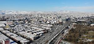 Samsun'da 4 günde metre kareye 48,9 kilo yağış düştü Samsun'da etkisini kaybeden tekrar geri gelecek Samsun'da karın etkileri siliniyor