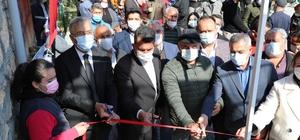 Mezitli Belediyesi, Tece'de taziye evi ve muhtarlık binası açtı