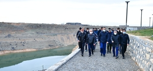 """Yeşilyurt'ta sağlıklı hayat için yürüyüş Çınar: """"Sporseverlerimizi doğa harikası bölgelerimize bekliyoruz"""""""