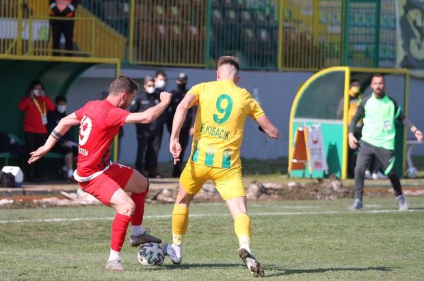 3. Lig: Darıca Gençlerbirliği: 0 - Mardin Fosfat Spor: 0