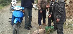 Av yasağına uymayan 7 kişi hakkında yasal işlem yapıldı