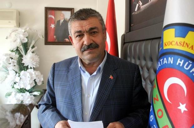 """Gübre desteğinin artırılması çiftçiyi memnun etti Kocasinan Ziraat Odası Başkanı Abdulkadir Güneş: """"Maliyetler ne kadar düşerse, bizim üretimimiz o kadar artar"""""""