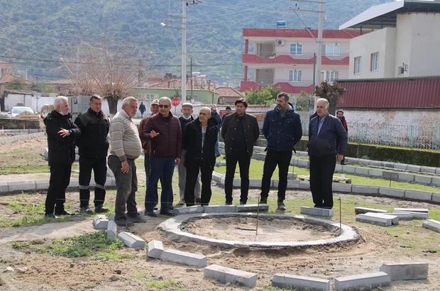 Başkan Kaplan, Yeniköy'e modern park kazandıracak