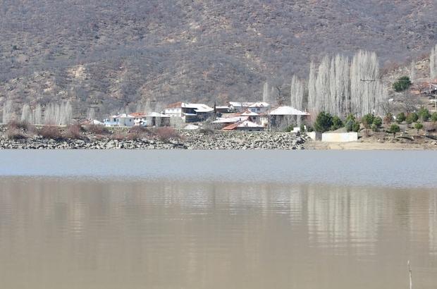 Kuruma tehlikesi altındaki Efir Göleti, son yağışlardan sonra tekrar doldu