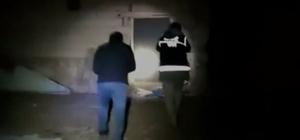 Van'da nefes kesen eroin operasyonu Saray ilçesinde 107 kilo 950 gram eroin ele geçirildi