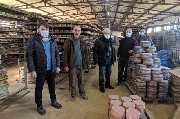 50 yıl sonra çömlek atölyesi üretime başladı