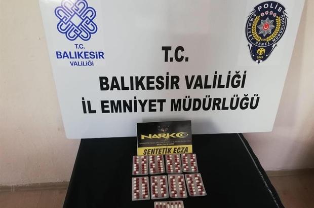 Balıkesir'de son 1 haftada 74 uyuşturucu şüphelisi yakalandı
