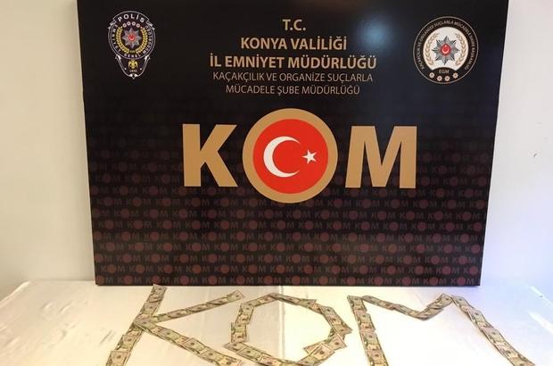 Konya'da 11 bin 700 uyuşturucu hap ele geçirildi