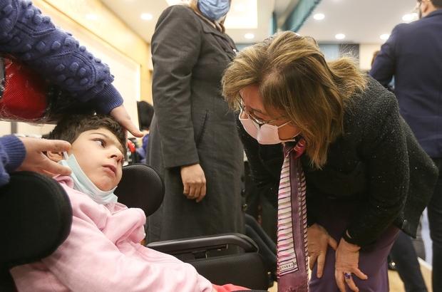 Engelli bireyler akülü sandalye ve medikal malzemelerine kavuştu