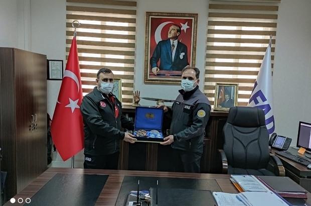 Gönüllü ve Bağışçı İlişkileri Daire Başkanı Can'dan Bilecik ziyaretleri