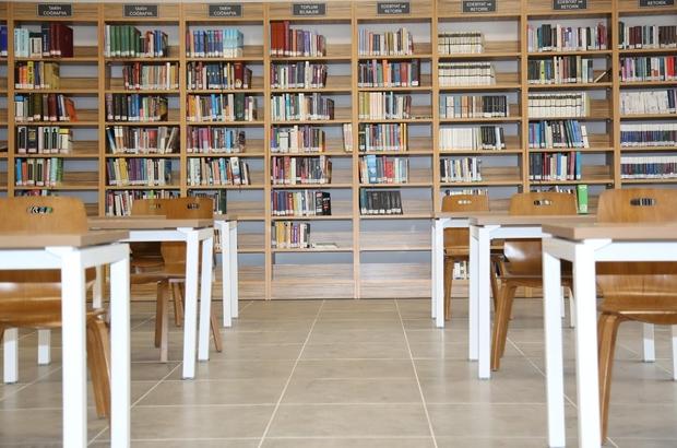 Fikir Sanat Akademisi Kütüphanesi okurlarını bekliyor