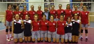 Başkan Ataç'tan başarılı voleybolculara tebrik