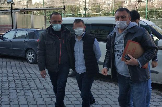 Samsun'da silahla bir kişiyi yaralayan şahıs yakalandı
