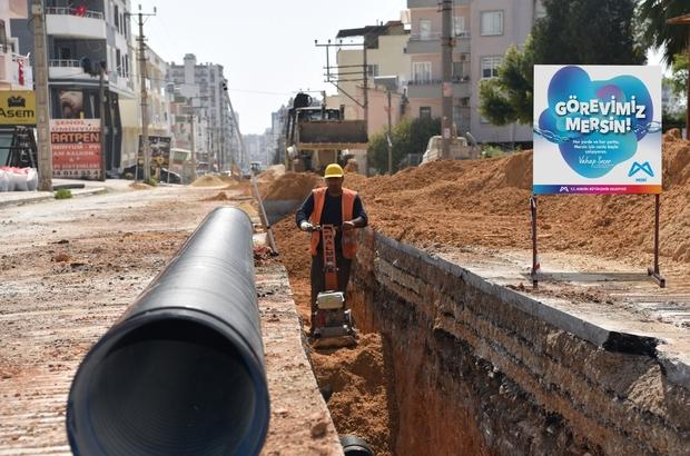 MESKİ, Kuyuluk bölgesinin kanalizasyon sorununu çözdü