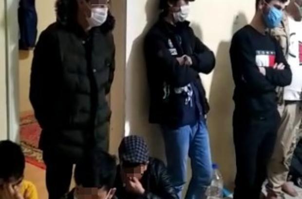 Kırşehir'de kumar operasyonu: 45 kişiye 88 bin 650 lira ceza