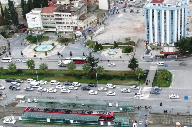 Trafikte 'yapay zeka' dönemi Samsun Büyükşehir Belediyesi, Akıllı Şehir Trafik Güvenliği Projesi ile trafik sıkışıklığı, park, sürücü ve yaya güvenliği sorunlarını kökten çözüyor