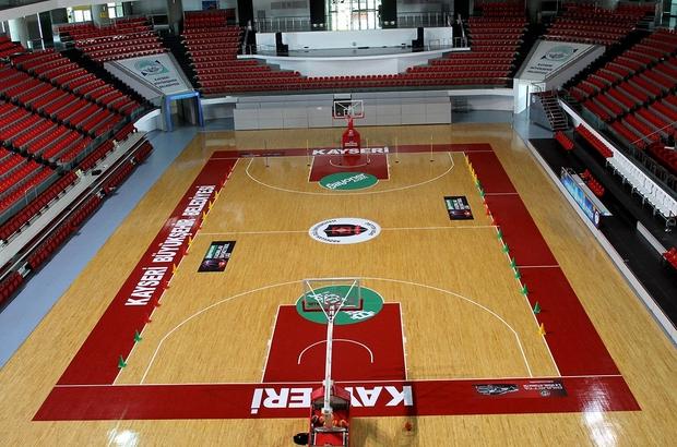 EuroCup Women son 16 ve çeyrek final maçları Kayseri'de oynanacak Kayseri Kadir Has Spor Salonu ev sahipliği yapacak