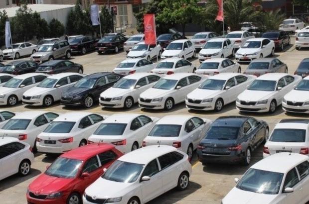 Kütahya'da araç sayısı 215 bin 963 oldu