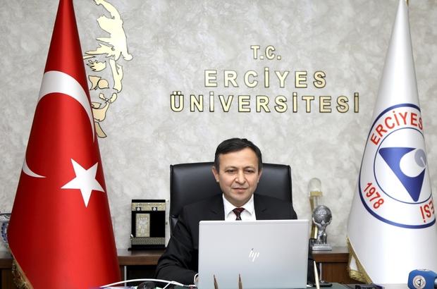 """ERÜ'de """"3.Araştırma ve İnovasyon Çalıştayı"""" Başladı"""