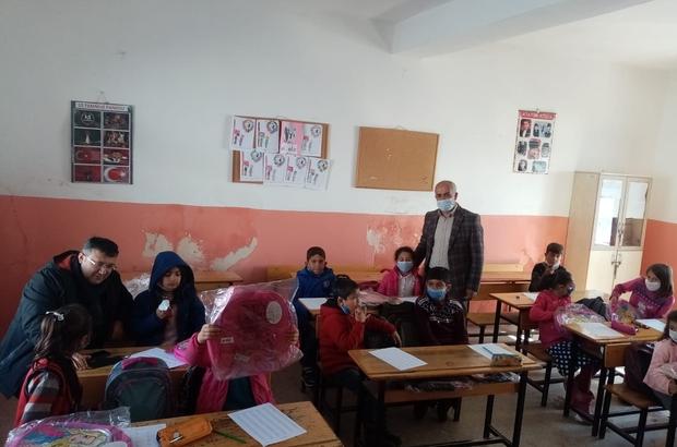 Başkan ensari'den okul ziyareti - Van Haberleri