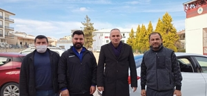 """Gençlik Hizmetleri Spor İl Müdürü Gürhan: """"Korkuteli pehlivanlar diyarıdır"""