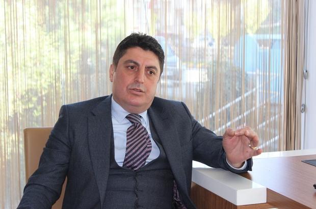 """Trabzon heyecanla hızlı tren projesini bekliyor Ortahisar Platformu Başkanı Solak: """"Demir yolu, Çin'den İngiltere'ye kadar uzanan demir İpekyolu hattını oluşturan 14 ülkeden yolcu ve yük taşıyarak şehrimizi bölgenin en işlevsel limanı vasıtasıyla Kafkaslar'a açılan bir pencere haline getirecektir"""""""