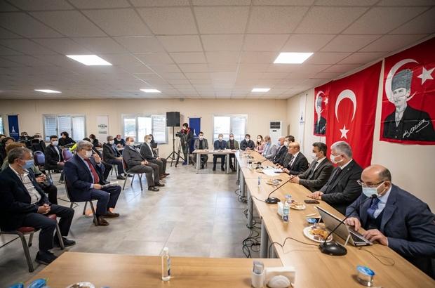 """Başkan Soyer'in Bakırçay Havzası turu sürüyor Başkan Soyer: """"Bergama'yı dünyaya tanıtacağız"""""""