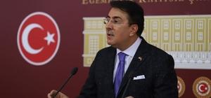 """Milletvekili Aydemir Erzurumspor'u TBMM gündemine taşıdı Aydemir MHK'ya seslendi: """"Böyle bir rezalet olabilir mi?"""" Aydemir Erzurumspor'un hakkını aradı"""