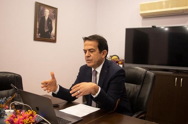 """ATB Şubat ayı meclis toplantısı ATB Başkanı Ali Çandır: """" Borç ödemek için kredilere yüklendik"""""""