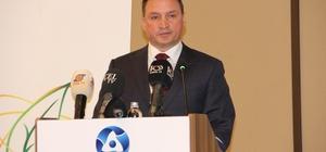 """Butckikh: """"Geçen yıl Türkiye ekonomisine 1 milyar dolarlık yatırım yapıldı"""" Akkuyu Nükleer A.Ş. Genel Müdür Birinci Yardımcısı ve Yapı İşleri Direktörü Sergey Butckikh, Mersin'in Gülnar ilçesinde yapımı devam eden Akkuyu NGS projesinde yerlileştirmeye çok önem verdiklerini belirtti Butckikh: """"Yatırımların yüzde 40'ının üzerindeki hacim yerli piyasadan satın alındı"""" """"Halihazırda 400'ün üzerinde büyük Türk şirketi projede yer alıyor. İnşaat sahamızda şuanda 8 binin üzerinde işçi istihdam ediliyor"""" """"Fiyat çok yüksek değil, sabit bir fiyattır, 15 yıl hiç revize edilmeyecek"""""""