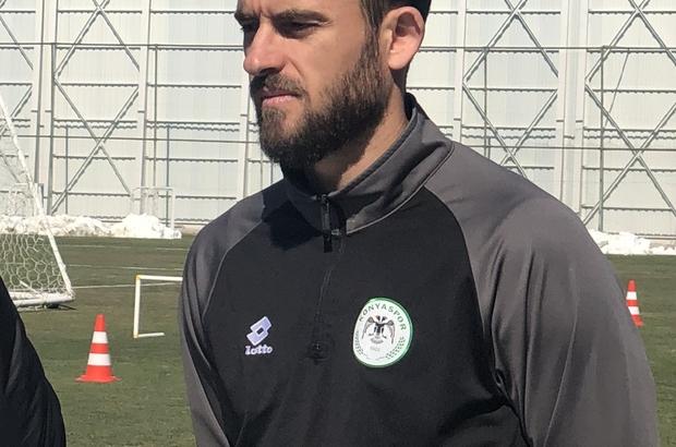 """Sokol Cikalleshi: """"Gollerimden öte Konyaspor'un başarısını önemsiyorum"""" Ismael Diomande: """"Galibiyet serimizi sürdürmek istiyoruz"""""""