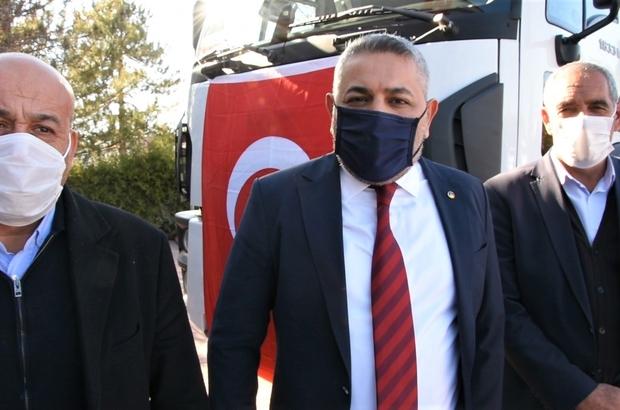 """Malatya TSO, 1. OSB araç filosunu güçlendiriyor Sadıkoğlu: """"OSB'mizin fiziki imkanlarını yeniliyoruz"""""""