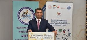 """Milli Eğitim Müdürü Süleyman Ekici; """"Her şey durur ancak eğitim duramaz"""""""