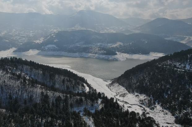 Yağışlar sevindirdi, barajlar doluyor Son bir ayda su seviyesi 2 kat arttı