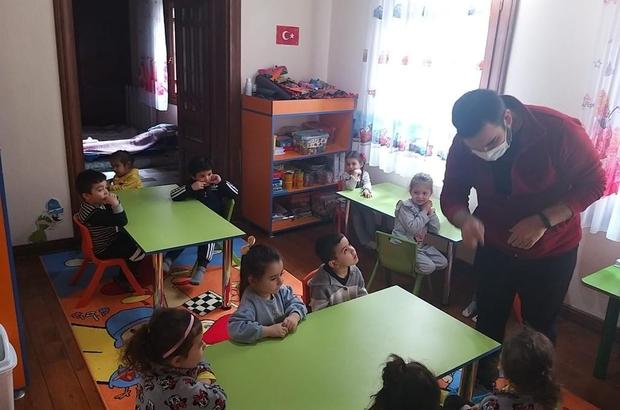 Şehzadeler'in minikleri İngilizce öğrenecek