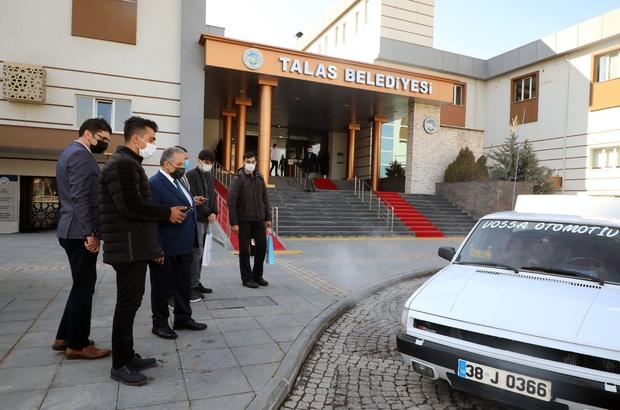 """""""Kayseri'nin girişimciliğinin en güzel örneğini gösterdiniz"""""""
