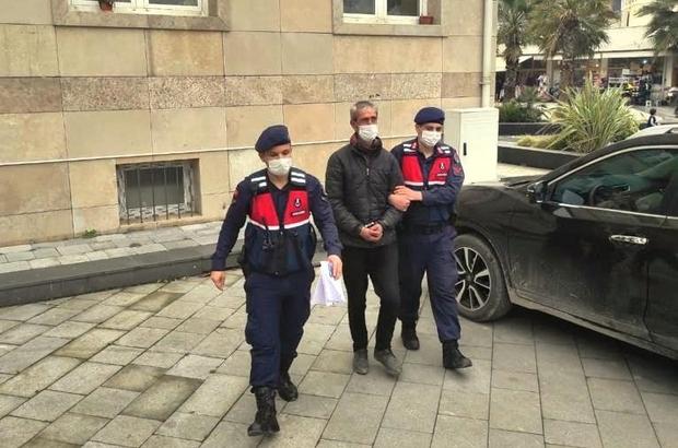 8 yıl hapis cezası bulunan şahıs yakalandı