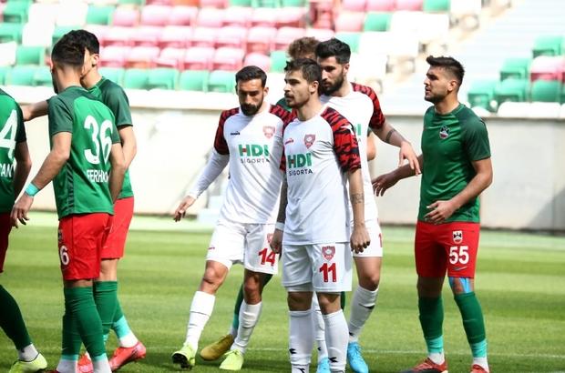 3. Lig: Diyarbekirspor: 1 - Nevşehir Belediyespor: 0