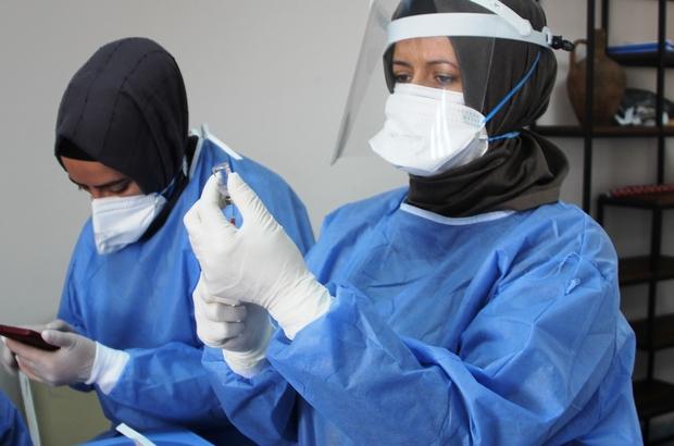 Düzce'de 2 bin 877 kişiye ikinci doz Covid-19 aşısı yapıldı Düzce'de 38 bin 886 kişi aşılandı