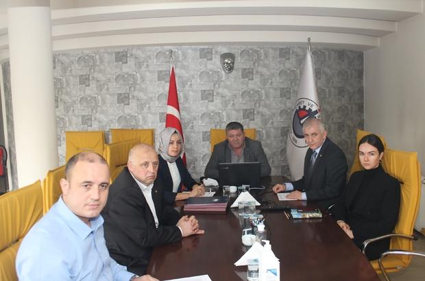 DTSO meclis toplantısını gerçekleştirdi