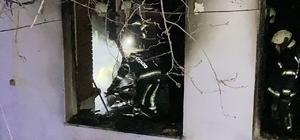 Bekçinin yakmak istediği soba patladı: 3 ölü Alevlerin sardığı restorandan çıkamayan 3 kişi yanarak can verdi