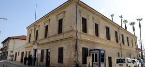 Tarihi Muhakemat Binası restore edilerek Mersin'e kazandırıldı Başkan Gültak, Kültür ve Turizm Bakanlığı ile Akdeniz Belediyesinin ortak çalışmaları sonucu yenilenen tarihi binayı sanatçıların hizmetine de sunacaklarını söyledi