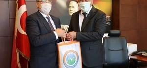 Ege ve Marmara Çevre Belediyeler Birliği güçleniyor EMARÇEB yeni katılımlarla güçleniyor