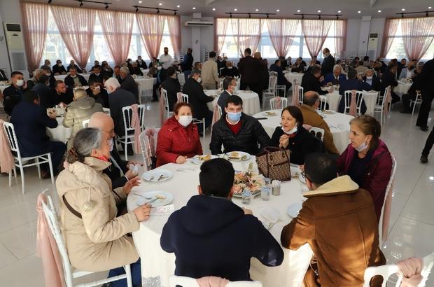 CHP, Balkan göçmenleriyle buluştu