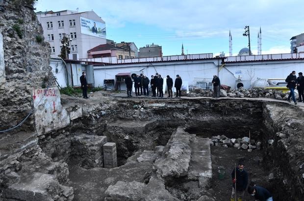 Başkan Zorluoğlu, Pazarkapı'da incelemelerde bulundu