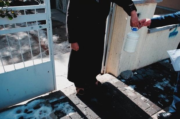 Kocasinan Belediyesi'nden ihtiyaç sahiplerine 3 ton süt