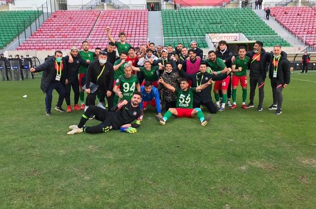 Diyarbekirspor şampiyonluğa koşuyor