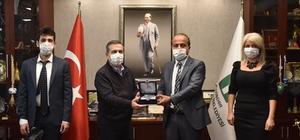 TEKDER'den Başkan Ataç'a teşekkür