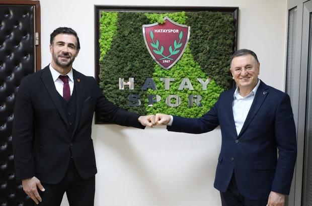 """Ömer Erdoğan, 2 yıl daha Hatayspor'da Ömer Erdoğan:""""Hatayspor özel bir kulüp"""""""