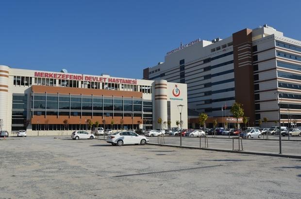 Manisa'da pandemi hastanesi normale dönüyor Manisa'da korona virüs salgınının başından beri pandemi hastanesi olarak hizmet veren Merkezefendi Devlet Hastanesi 1 Mart'tan itibaren poliklinik hizmetlerine başlayacak